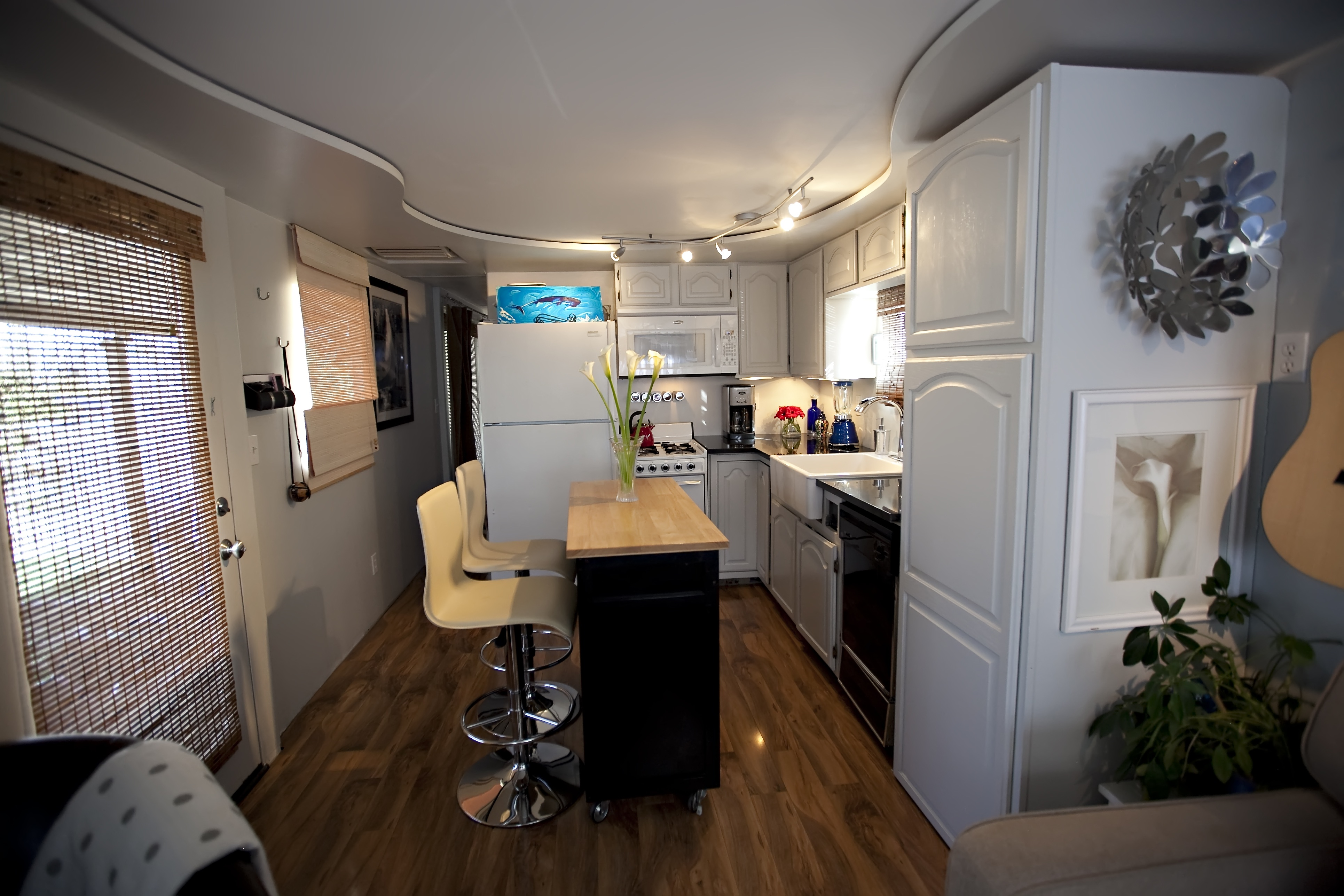 Total Trailer Remodel Mobile Amp Manufactured Home Living
