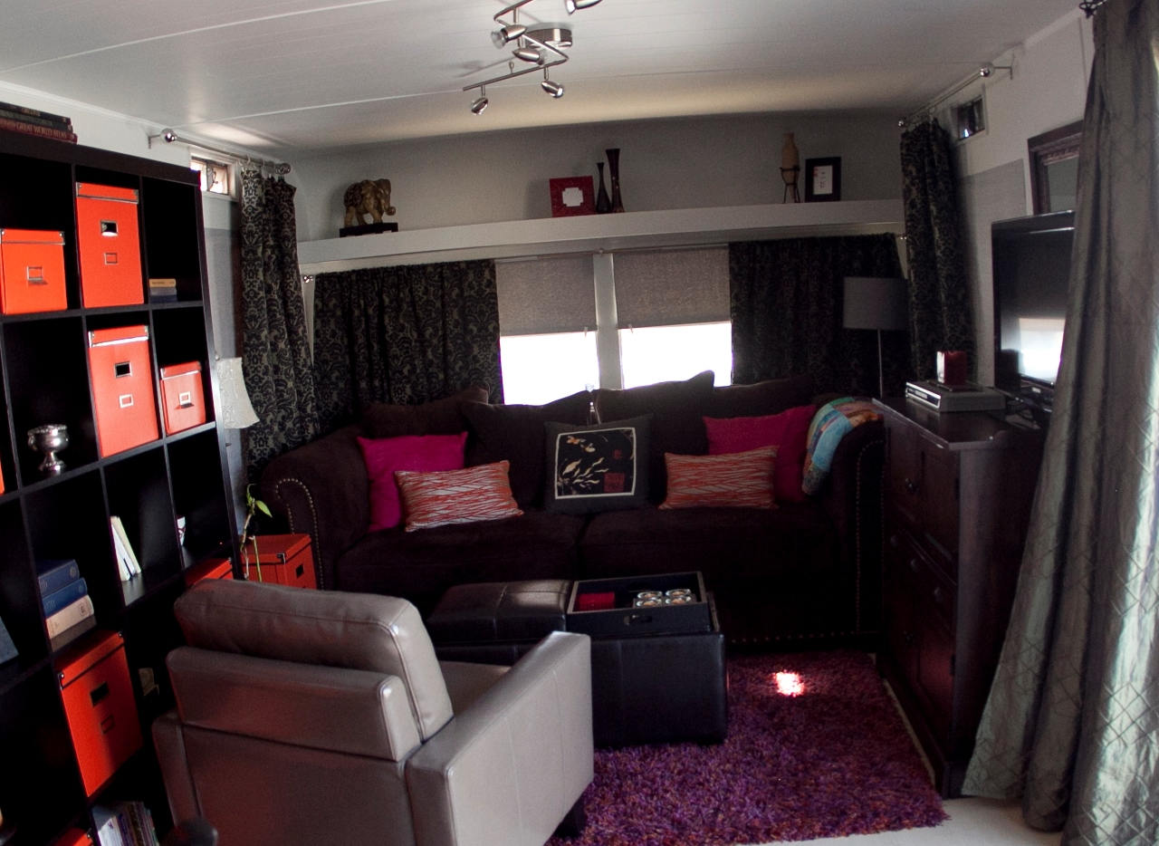 Whole Living Room Sets Tiny Living Trailerchic