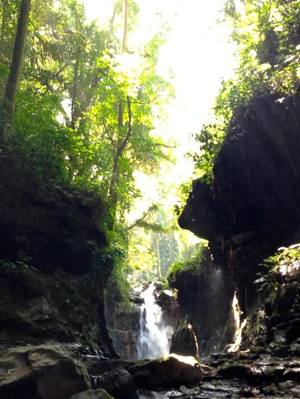 Hidden Valley Waterfall
