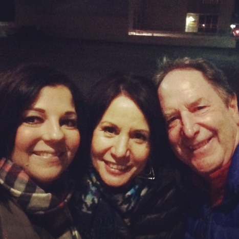 A great night out with Shawn & Steve, visiting from Oregon.