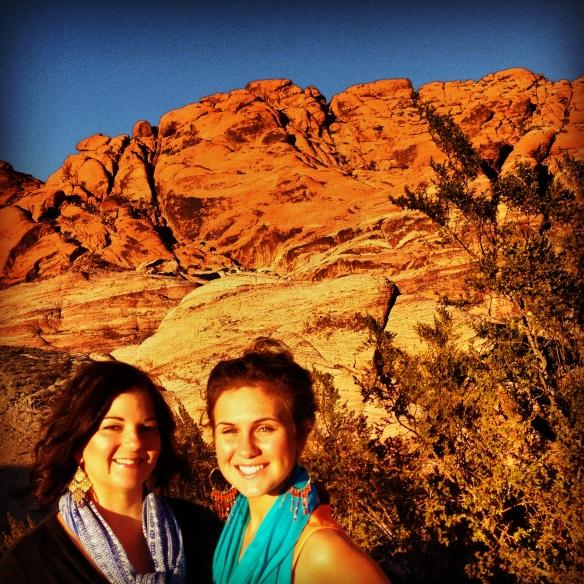 Beautiful Red Rock Canyon.